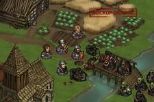 Mockup: Defending a Village