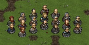 New armors in Battle Brothers