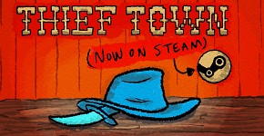 NOW ON STEAM!