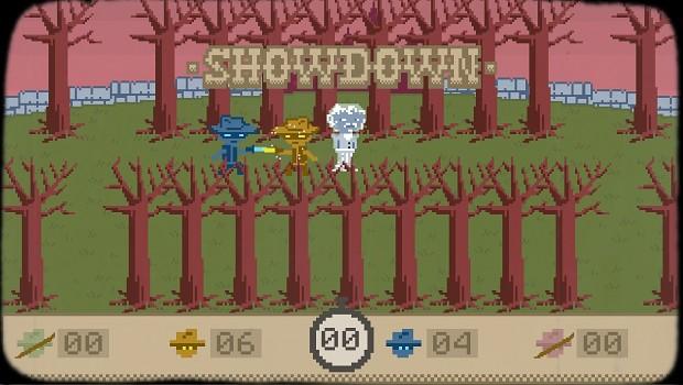 grave showdown