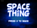 Space Thing (temporary name)