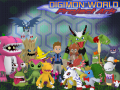 Digimon World Project Ark