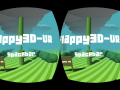 Flappy3D: First Person Flappy Bird for the Rift