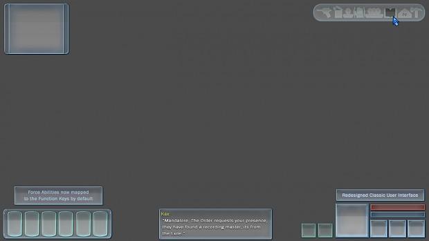 GUI Update - V3.7