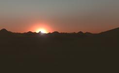 Terrain tests
