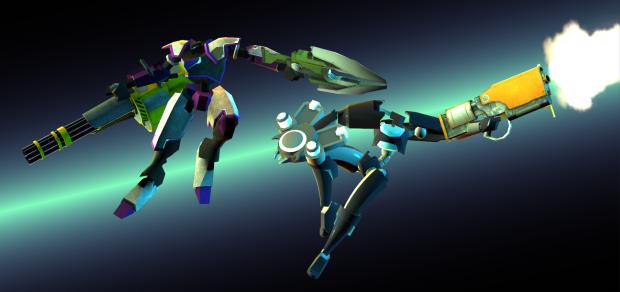 Orbital Gear second mech