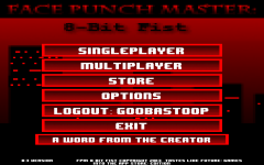 FacePunchMaster: 8-Bit Fist Gameplay pictures