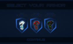 New Armor Select GUI