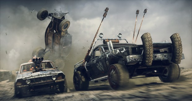 Mad and Furious // Combat photo mode // Mad Max video