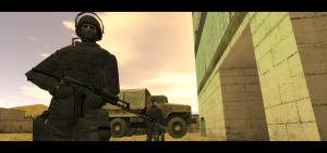 Secret Operation: Winter Ops Pre-Alpha Screenshots