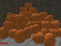 Big bunch of pumpkins...