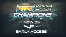 Quantum Rush: Champions now on Steam