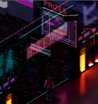 Arcade Walls Transparent