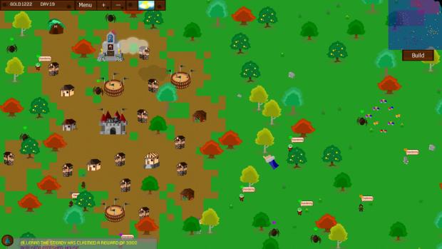Random Skirmish Game