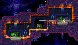 Super Mutant Alien Assault - Screenshot 1