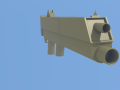 Early Concept, TP Low Poly and FP High Poly