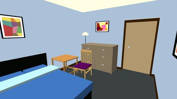 Hotel Room 01
