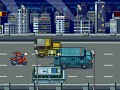 Bike Assault v1.0 Gameplay on iPhone 5