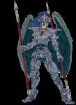 Pharj, the holarii captain