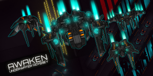 Awaken - end mission enemy set
