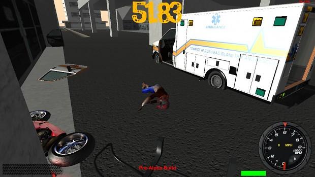 Screenshots Alpha #1