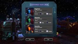 Crew Customization