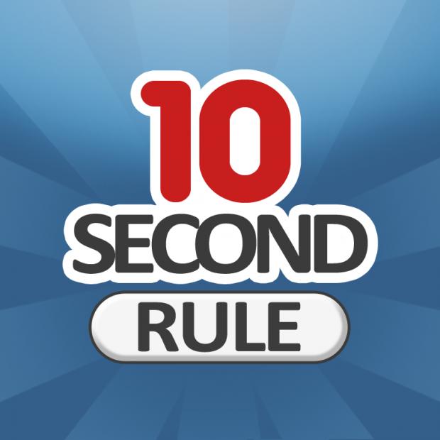 Promo Logo image - 10 Second Rule - Mod DB