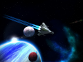 Wing Commander Flat Universe