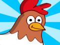 Brave Chicken Adventures: The Golden Egg