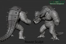 New Reaver Sculpt