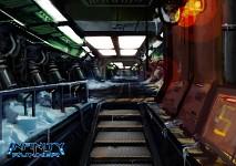 Infinity Runner Concept Art