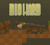 Digging with a rocket launcher