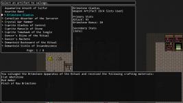 Siralim Release Screenshots