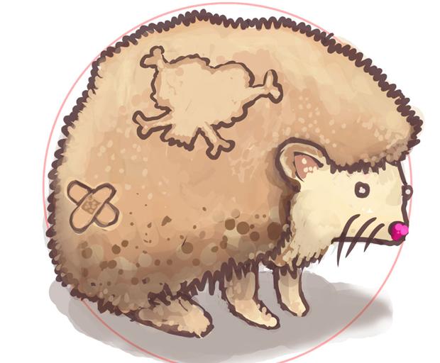 Critter Concept Art