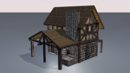 Modular Blacksmith House