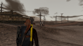 Survival: Barren Roads alpha game build screens