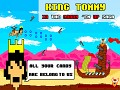 King Tommy: In the Candy 'em up saga