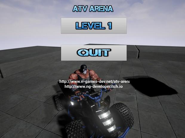 Atv Arena Screenshot Three