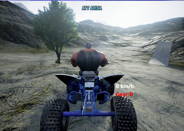 Atv Aren Screenshot Two
