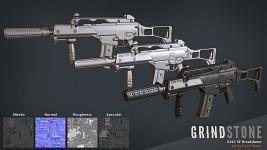 G36C SF Breakdown