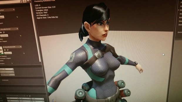 Maya texture and shader update