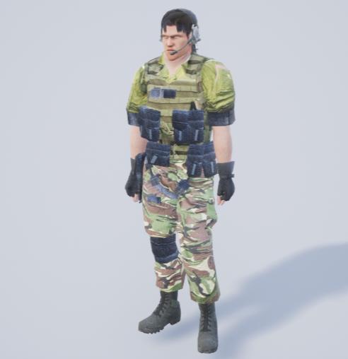 Solid Snake final