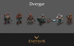 Dvergar Race