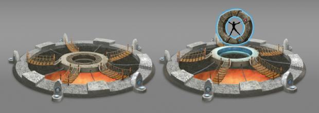 Altar concept