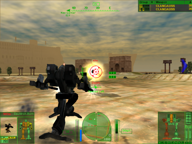 MW4 Mech Expansion 2006