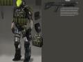 Soldier Concept #2
