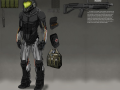 Soldier Concept #3