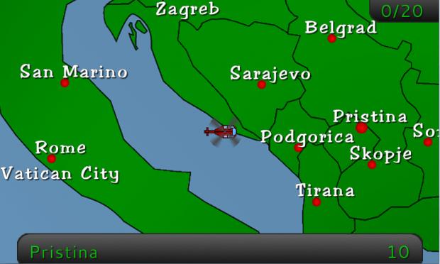 Geoheli screenshots