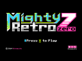 Mighty Retro Zero