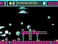 Mighty Retro Zero - Pang! Based level